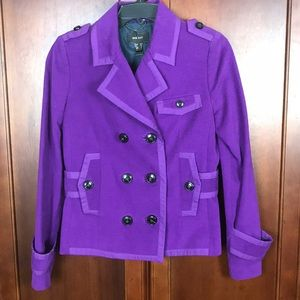 MNG Purple Jacket